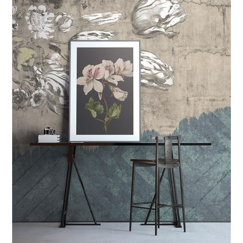 Vanilla lime photo murale 14120