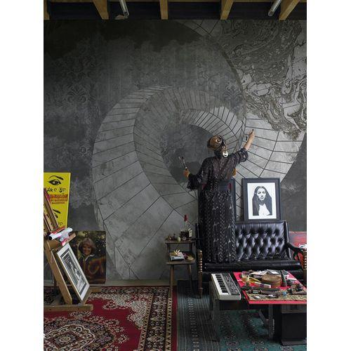 Vanilla lime photo murale 14204