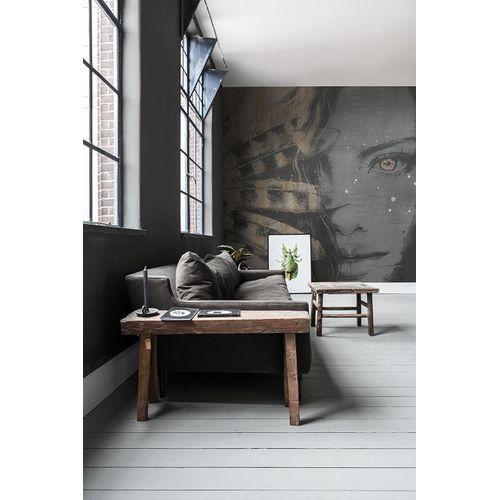 Vanilla lime photo murale 14181