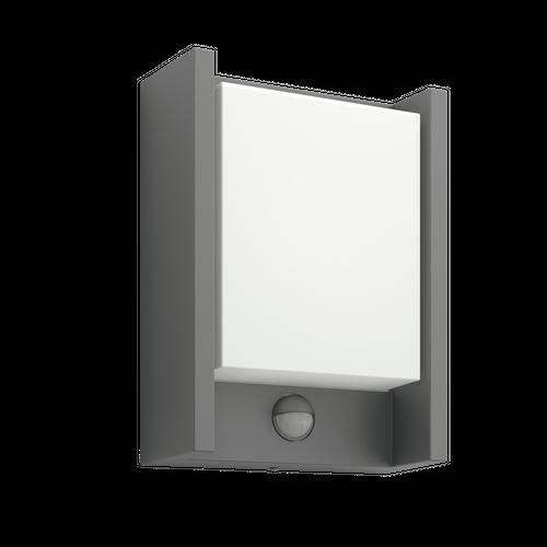 Philips muurverlichting LED Arbour met bewegingssensor 6W