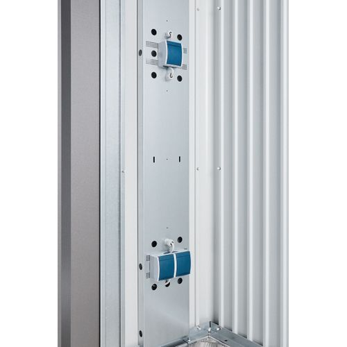 Biohort elektro-montagepaneel HighLine, AvantGarde, Panorama 20x185cm