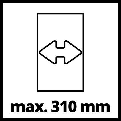 Scie à onglet radiale Einhell TCSM2531/1U 1900W
