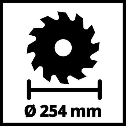 Einhell Radiaal-, Kap- en Verstekzaag TC-SM 2531/1 U