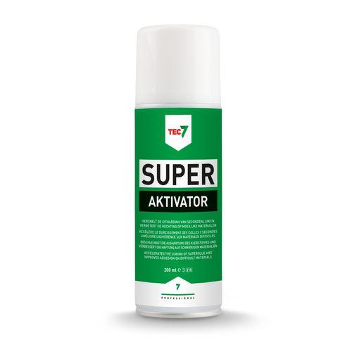 TEC7 Super Aktivator (activator voor Super lijm) - aerosol 200ml