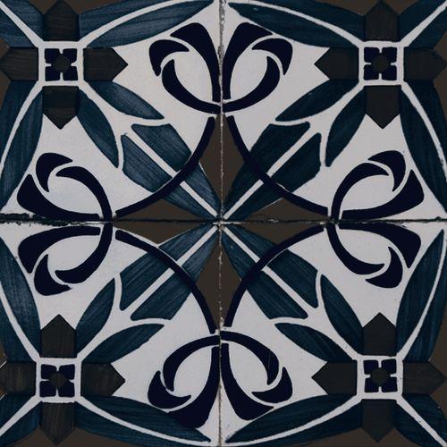 Wand- en vloertegel Vintage Marengo 022 22,5x22,5cm