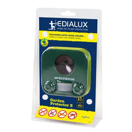 Répulsif à ultrasons Edialux Ultrasonic Garden Protector 3