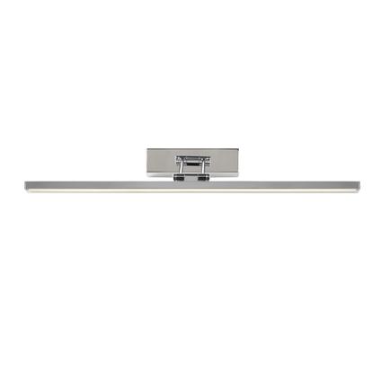 Lucide wandlamp Erwan chroom 12W
