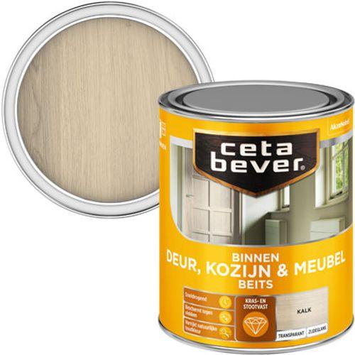 CetaBever binnenbeits D&K 0530 kalk transparant 750ml