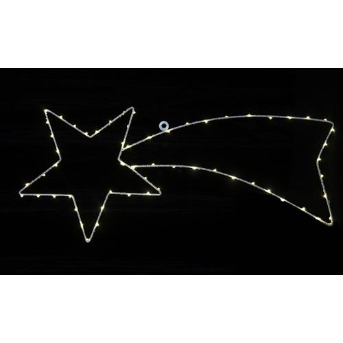 Central Park kerstverlichting vallende ster 40 micro-lampjes LED