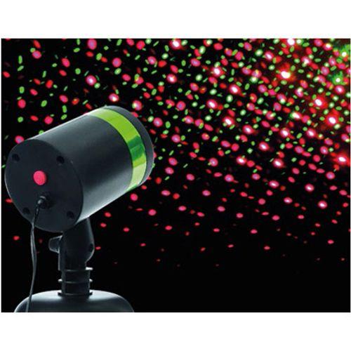 Laser projecteur points vert et rouge Central Park