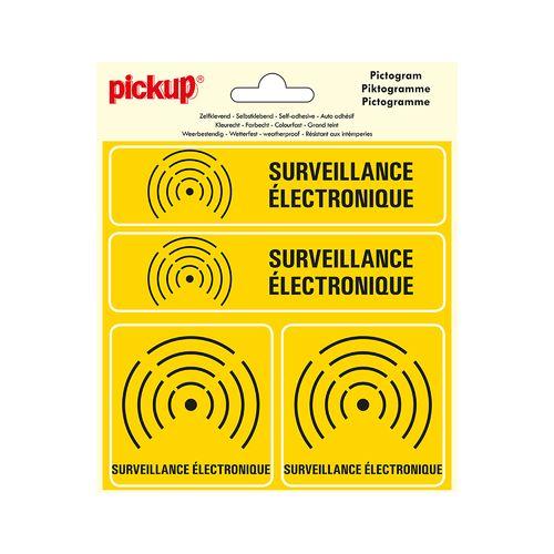 Pickup pictogram 'camerabewaking' 4st