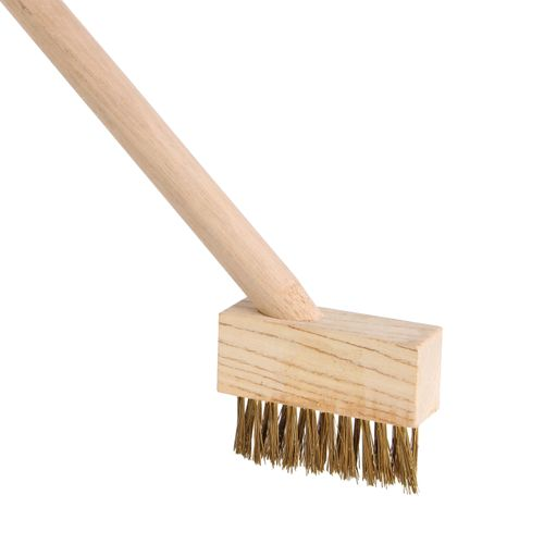Brosse dure Baseline avec manche 140cm