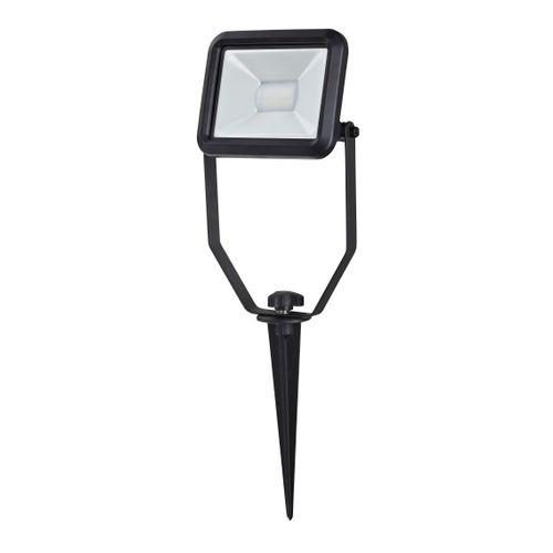 Projecteur Sencys LED noir 10W