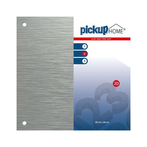 Pickup bordje Home 3D aluminium 20x20cm