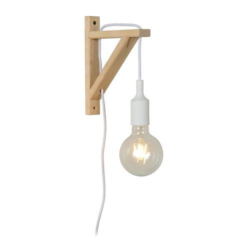 Lucide wandlamp Fix Wall wit E27