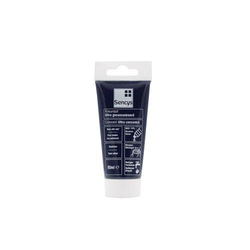 Ultra geconcentreerde kleurstof voor verf Sencys blauw 50ml