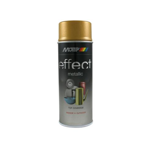 MoTip Deco Effects metallic verf goud 400ml
