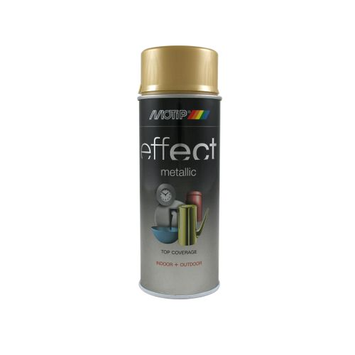 MoTip Deco Effects metallic lak goud 400ml