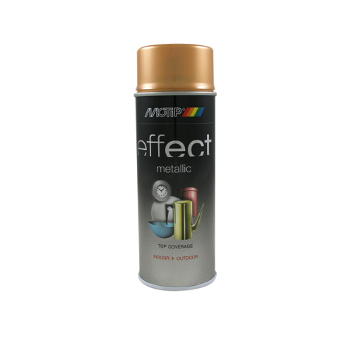 MoTip Deco Effects metallic lak goud 400ml