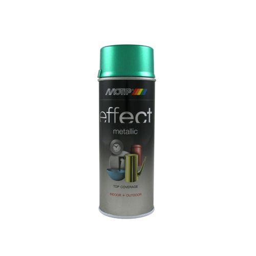 MoTip Deco Effects metallic lak groen 400ml
