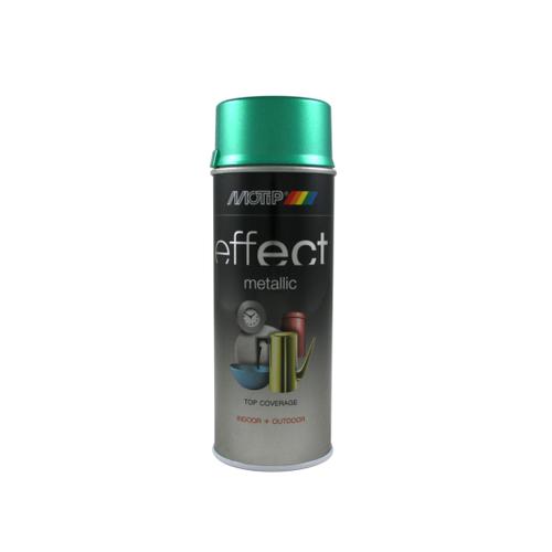 MoTip Deco Effects metallic verf groen 400ml