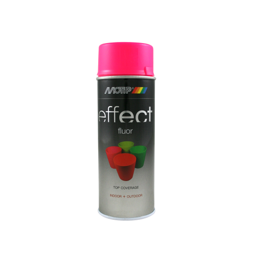MoTip Deco Effects fluorescerende lak roze 400ml