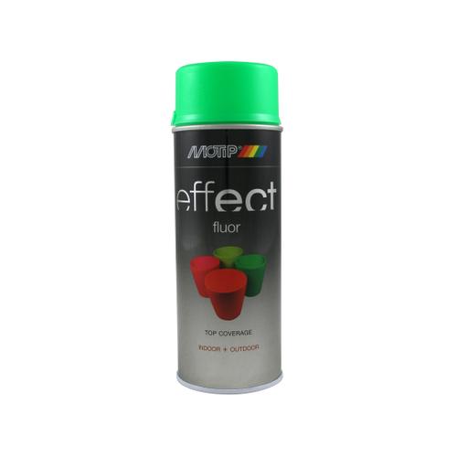 MoTip Deco Effects fluorescerende verf groen 400ml