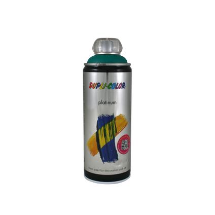 Peinture en Spray Dupli-Color Platinum jade satiné 400 ml
