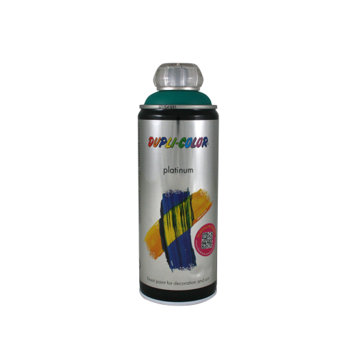 Peinture en Spray Dupli-Color Platinum jade satiné 400 ml