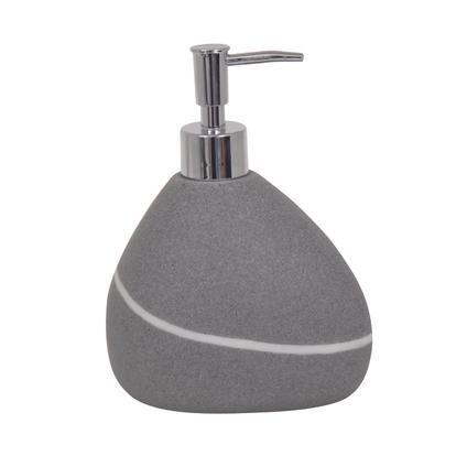 MSV zeepdispenser Zen grijs