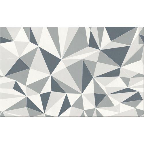 Carrelage mur Meissen Ceramics Decor Adele geometric 25x40cm 1 pièce