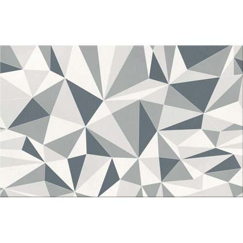 Meissen Ceramics wandtegel Decor Adele geometrisch 25x40cm 1 stuk