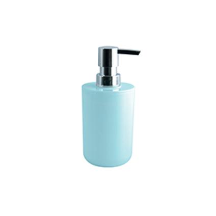 MSV zeepdispenser Inagua pastel blauw-groen