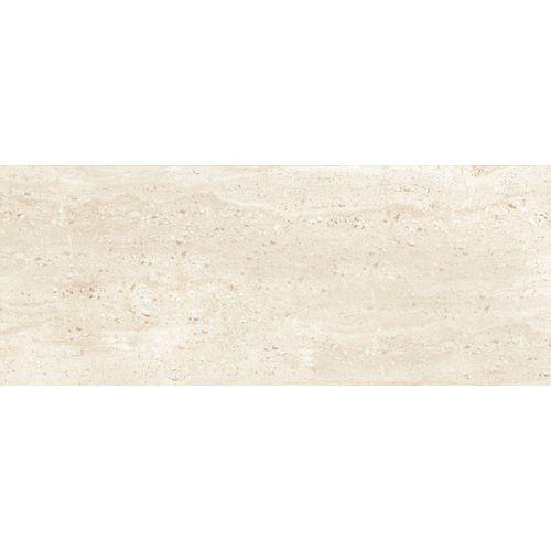 Carrelage mur Opera Travertino crème 20x50cm 1,7m²