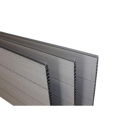Keter paneel DuoTech Marly grijs 180x180cm 3 stuks