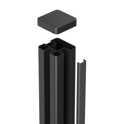 Keter palen Duotech kit 180cm + voet