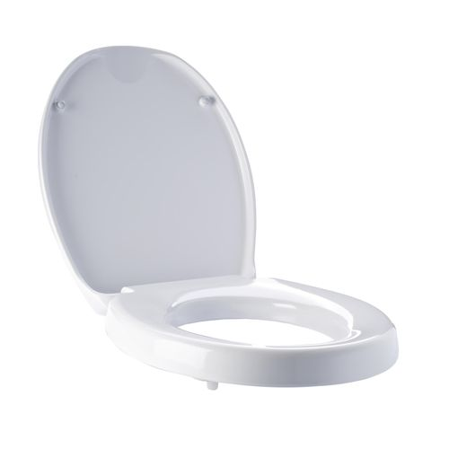 Ridder toiletverhoger Top 45x36,8cm met softclose wit