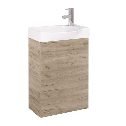 Pack lave-mains AquaVive Ravel chêne 45cm