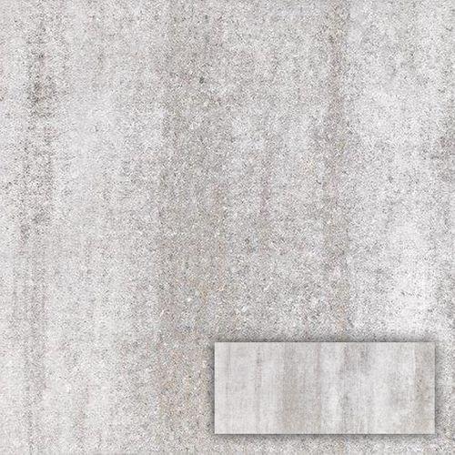 Wandtegel Queens donkergrijs 25x60cm
