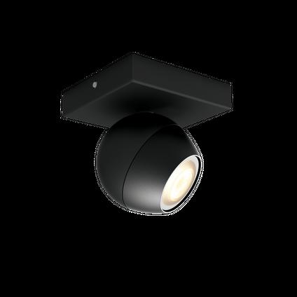 Philips Hue spot Buckram zwart 5,5W