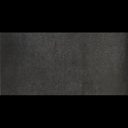 Vloertegel Gravel antraciet 40x80cm