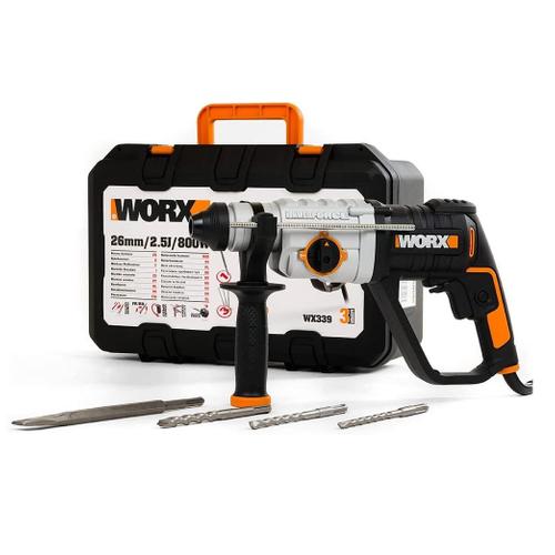 Worx boorhamer WX339.2 800W