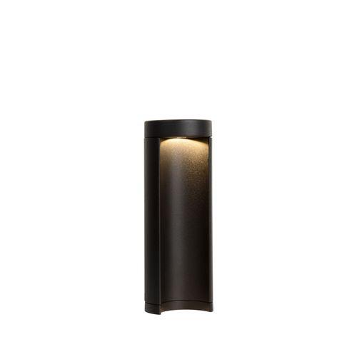 Lucide sokkellamp LED Combo zwart 7W