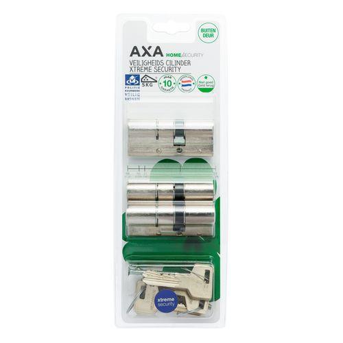 AXA veiligheidscilinder SKG3 Xtreme verlengd 30-45 3st.