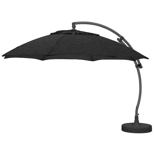 Sungarden parasol Easy Sun XL antraciet + voet