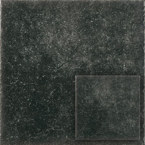 Vloertegel belgische steen zwart 45x45cm 1,45m²