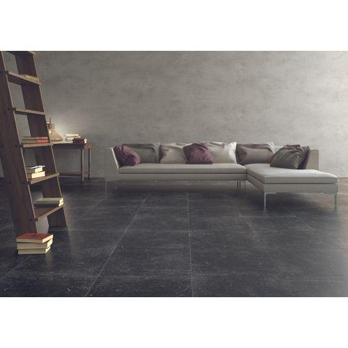Carrelage Pierre Belge noir 45x45cm