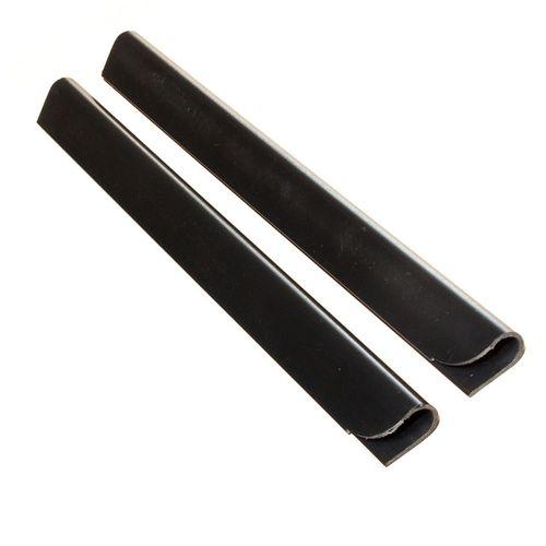 Giardino 25 clips 190mm RAL 9005 zwart