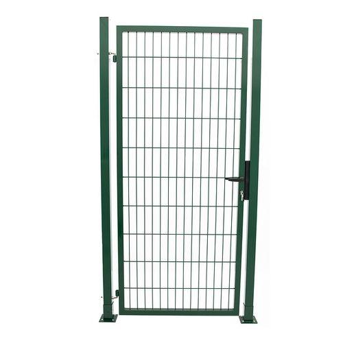 Giardino enkele poort Roma/Milano 100x160cm groen
