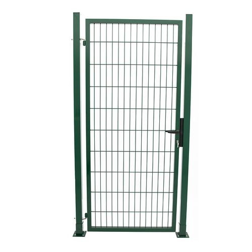 Giardino enkele poort groen 100x200cm